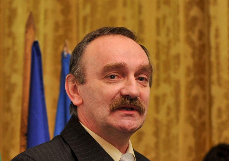 Zoltan Marossy subprefect Timis