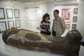 A fáraók Egyiptoma címû kiállítás Szegeden