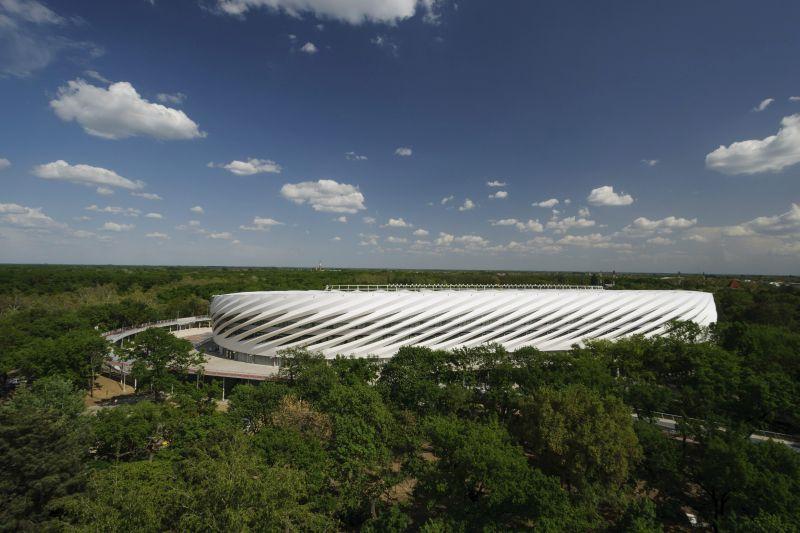 Május elsején avatják fel a debreceni Nagyerdei Stadiont