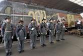 Felavatták a MÁV-csoport Gábor Áron mozdonyát