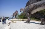 A rezi dinoszaurusz- és kalandpark