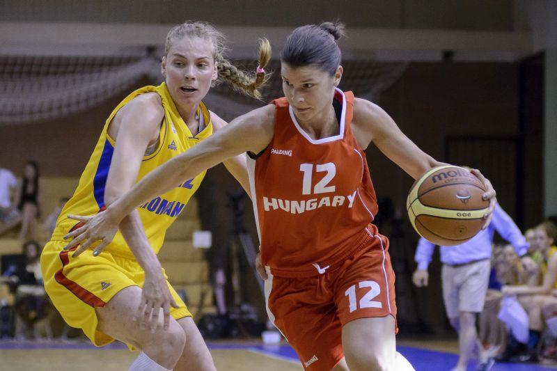Kosárlabda - Magyarország - Románia