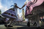 Duna Menti Folklórfesztivál Kalocsán