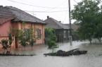 Gataia, judetul timis inundatii arviz