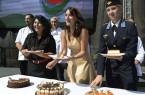Augusztus 20. - Magyarország tortájának felvágásával nyito