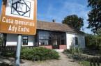 Felújították Ady Endre szülõházát és emlékmúzeumát É