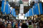 Székely napok a budapesti Vásárcsarnokban