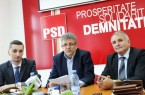 Petru Andea(dr) deputat, Florin Birsasteanu(ctr) deputat, Lucian Ursuletu purtator de cuvant 06