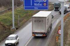Megnyitották Romániában az Arad-Nagylak autópálya egyik sza