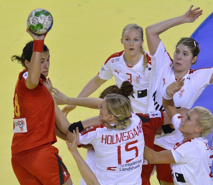Neagu, Cristina-Georgiana; Holmsgaard, Pernille Holst; Kviesgaard, Maibritt; Ryborg Jörgensen, Line Anna; Jörgensen, Stine