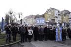 Háromszéki tiltakozás a magyar himnuszéneklés bírságolás
