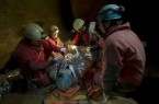 Amerikai turistát mentett a Magyar Barlangi Mentõszolgálat