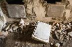 Feldúlták a Dessewffy-család sírhelyét Tiszavasváriban