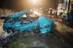 Ketten meghaltak egy balesetben a 49-es fõúton Gyõrteleknél