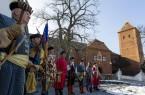A kõszegi Jurisics-vár turisztikai fejlesztésének átadása