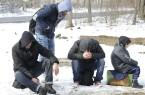 Illegális bevándorlás - Koszovói határsértõk a Homokhát