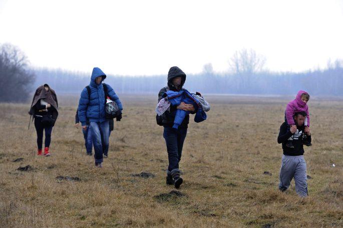 Illegális migráció