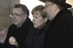 Heisler András; MERKEL, Angela; Frölich Róbert