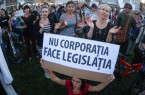protest Rosia Montana Timisoara