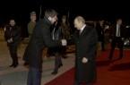 PUTYIN, Vlagyimir; Magyar Levente; Vladimir PUTIN official visit Budapest