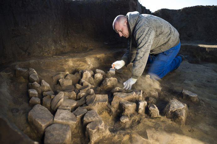 III. századi dákok nyomaira bukkantak a Nyíregyházát elker?