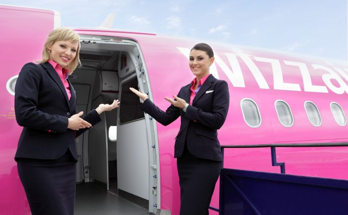 wizz air romania