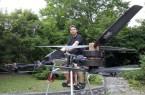 A Flike drónmotor prototípusa