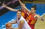 Nõi kosárlabda Eb - Magyarország-Spanyolország