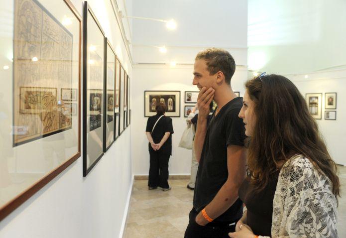 Múzeumok éjszakája - Megnyílt a Balassi Intézet Róth Miksa