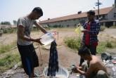 Illegális bevándorlás - Migránsok a magyar-szerb határnál