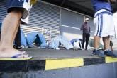 Illegális bevándorlás – Migránsok Calais-ban