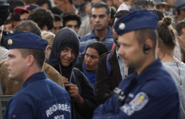 Illegális bevándorlás - Keleti pályaudvar