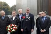 Avarkeszi Dezsõ; Varju László; Gyurcsány Ferenc; Élõ Norbert; Kolber István