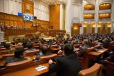 Bukaresti kormányalakítás - Összeült az új román parlamen