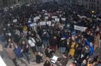 protest anti psd timisoara