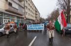 Székely szabadság napja - Megemlékezés Marosvásárhelyen