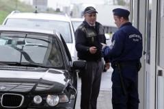 Megkezdõdött a szigorított ellenõrzés a schengeni külsõ h