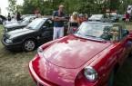 Alfa Romeo-márkatalálkozó Zánkán