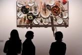 A mûvészet és a gazdaság kapcsolatáról nyílt kiállítás